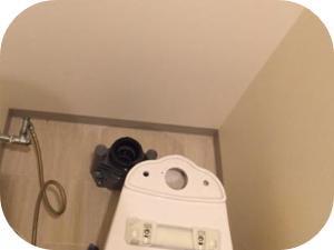 お湯を使ったトイレつまりの直し方