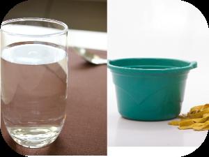 トイレについた尿石を除去する方法