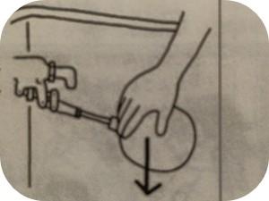 トイレの水が流れない場合の直し方