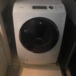 ドラム式洗濯機の取り付け方