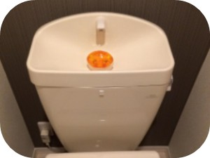 トイレタンクのフロートバルブの交換方法