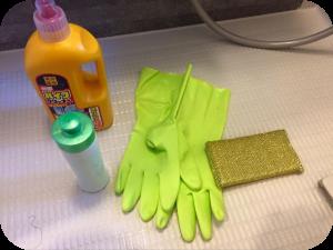 お風呂の排水講を掃除すべき理由とその手順