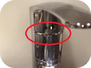 キッチンの蛇口から水漏れしている時の直し方