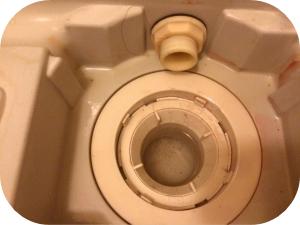 風呂の配管洗浄の方法