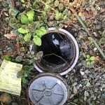 排水枡のつまりを取り除く方法