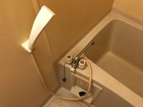 シャワーホースの交換方法