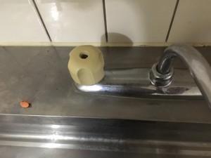 分岐水栓の取り付け方