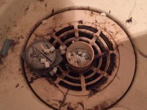 洗濯機の排水口でつまりが起きた際の料金相場